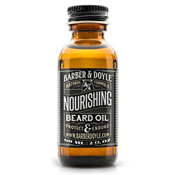 Barber & Doyle Nourishing Beard Oil