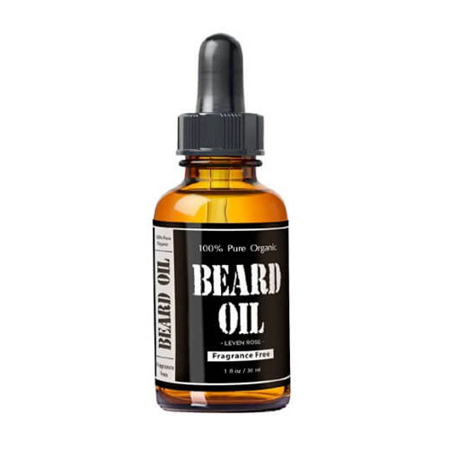 Leven Rose Beard Oil