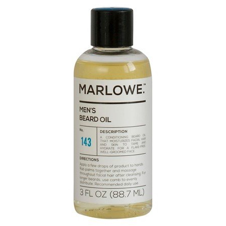 Marlowe Beard Oil