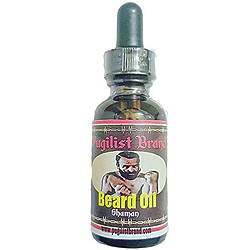 Pugilist Brand Beard Oil
