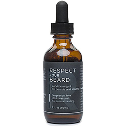 Respect Your Beard Oil