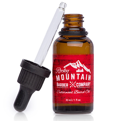 Rocky Mountain Barber Company Beard Oil
